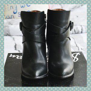 Steve Madden Spencer Genuine Leather Boots